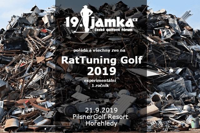 RatTuning Golf 2019 (21.9.2019)